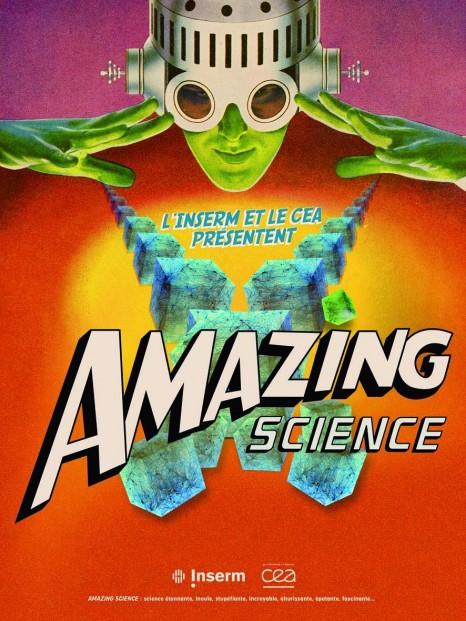 Amazing Science - Musée virtuel de l'Inserm/CEA