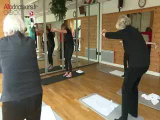 Comment se déroule une séance de stretching ?