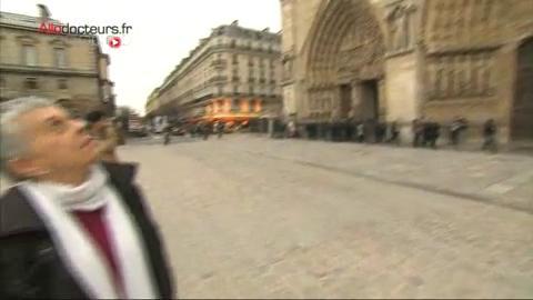 France souffre d'un torticolis spasmodique depuis une vingtaine d'années.