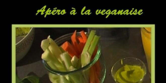 Apéro à la veganaise