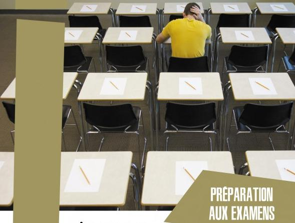 Préparation aux examens - ©PsyCadeau
