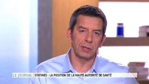 Statines : après la polémique, place aux précisions... avec le Pr Jean-Luc Harousseau président du collège de la HAS