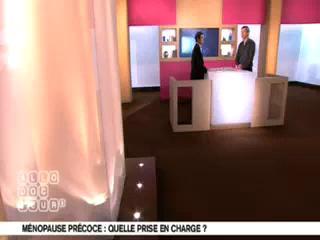 Benoît Thevenet et Michel Cymes vous expliquent le fonctionnement ovarien.