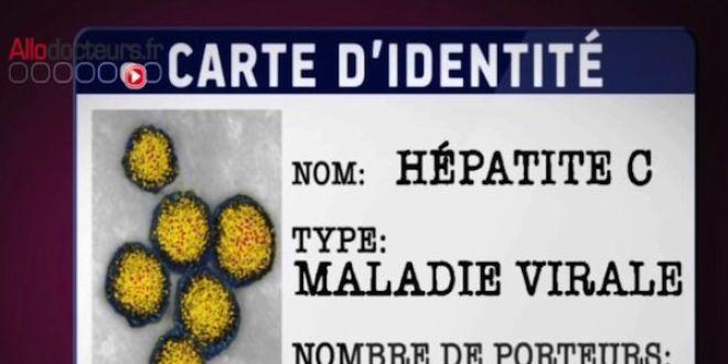Carte d'identité de l'hépatite C