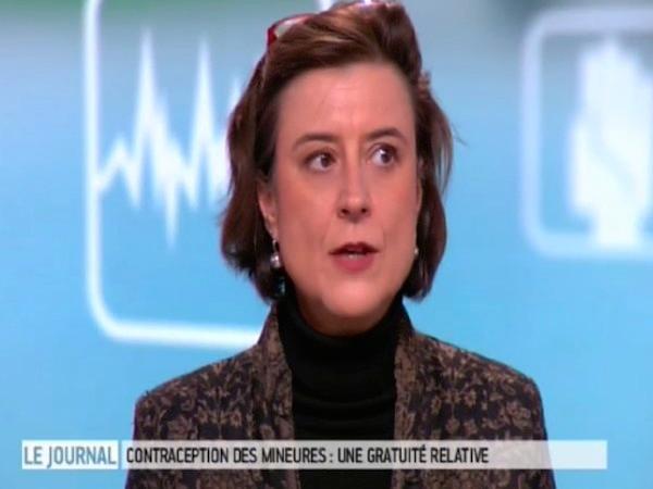 Marie-Pierre Martinet, secrétaire générale du Planning familial