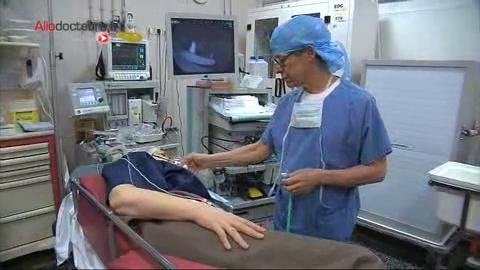 Le diagnostic des maux d'estomac passe souvent par la fibroscopie gastrique.