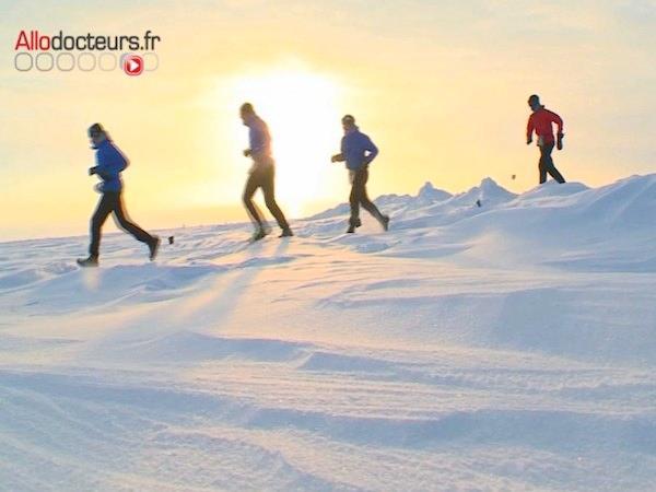 Le Marathon du pôle Nord
