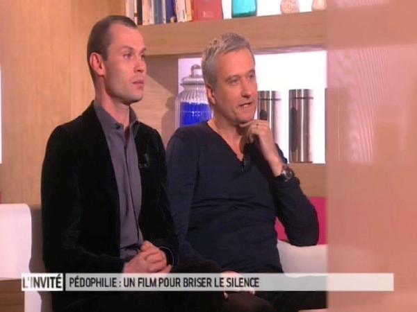 Entretien avec Thierry Debroux, scénariste, et Robinson Stévenin, comédien