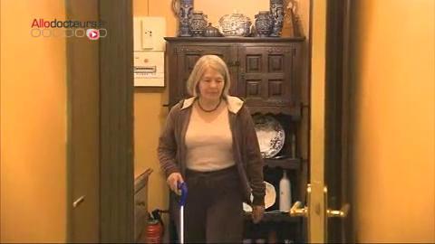 Avant de se faire opérer, Brigitte a supporté sans rien dire ses douleurs d'épaule.