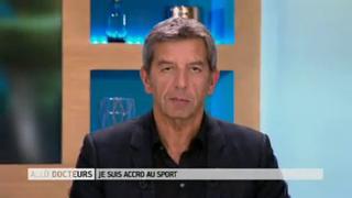 Michel Cymes et Benoît Thevenet expliquent les mécanismes de l'addiction