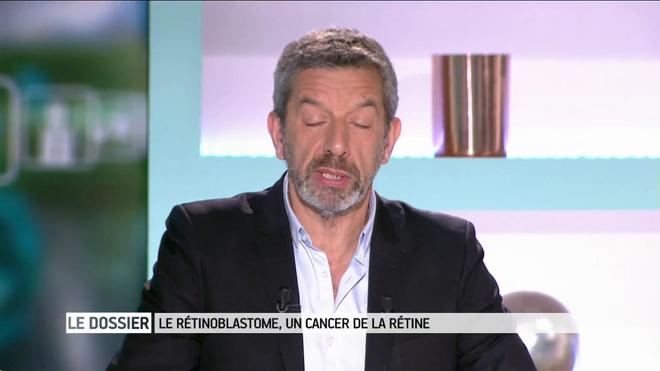 Philippe Charlier et Michel Cymes expliquent le rétinoblastome