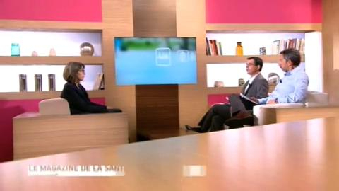 Entretien avec Laurence Kiberlain, invitée du Magazine de la santé du 3 mai 2013