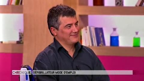 Défibrillateur, mode d'emploi - Chronique du Dr Pelloux, le 21 octobre 2010 (6'55)