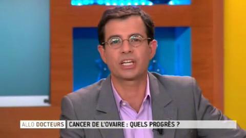 Cancer de l'ovaire : les explications anatomiques de M. Carrère d'Encausse et B. Thevenet (11 septembre 2013)