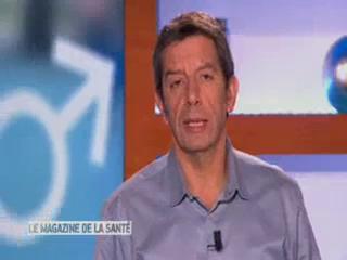 Benoît Thevenet et Michel Cymes expliquent la greffe de peau.