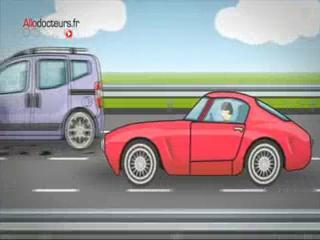 Comment bien réagir face à un accident de la route ?