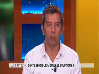 Marina Carrère d'Encausse et Michel Cymes expliquent la sensibilité dentaire.