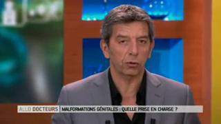 Marina Carrère d'Encausse et Michel Cymes décrivent les malformations génitales