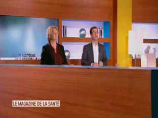 Marina Carrère d'Encausse et Benoît Thevenet expliquent la cellulite cervico-faciale.