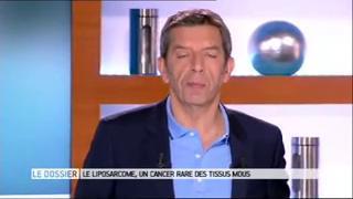 Benoît Thevenet et Michel Cymes expliquent le sarcome des tissus mous.