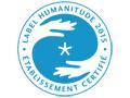 Logo du label ''Humanitude'' défendu par AgeVillage