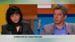 Entretien avec le Pr Emmanuelle Charpentier, microbiologiste-généticienne