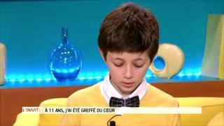 Extrait de l'interview qui sera diffusée le 23 mars sur France 5.