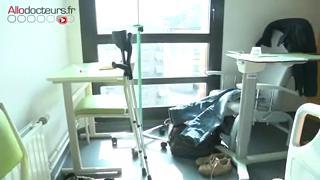 Le centre de référence des infections osseuses du Groupe Hospitalier Diaconesses - Croix Saint-Simon à Paris accueille de nombreux patients confrontés à ces pathologies
