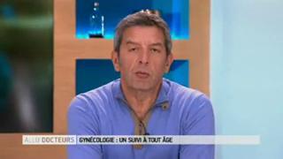 Rappel anatomique avec Marina Carrère d'Encausse et Michel Cymes