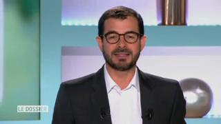 Marina Carrère d'Encausse et Benoît Thevenet expliquent le saturnisme.