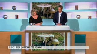 Marina Carrère d'Encausse et Michel Cymes expliquent comment agissent les poisons.