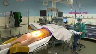 Attention, images de chirurgie ! Exérèse d'un kyste de l'épididyme