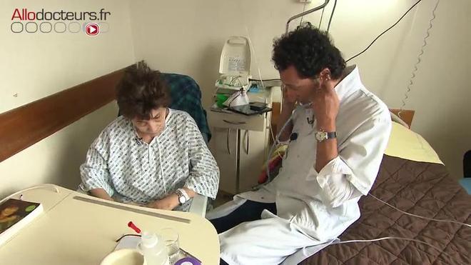 Chaque hiver, les cas de bronchite aiguë sont nombreux dans les services de gériatrie