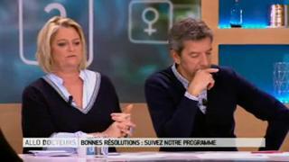 Démonstrations avec Nicolas Debourneuf, coach médico-sportif