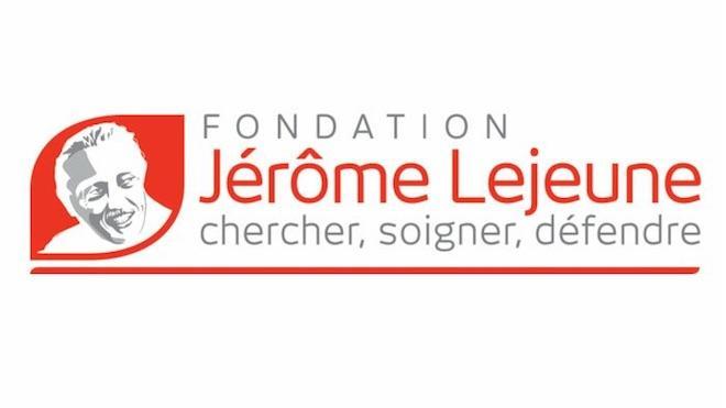 Logo de la Fondation Jérôme-Lejeune