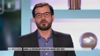 Marina Carrère d'Encausse et Benoît Thevenet expliquent la désincarcération