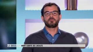 Marina Carrère d'Encausse et Benoît Thevenet expliquent la mort subite de l'adulte