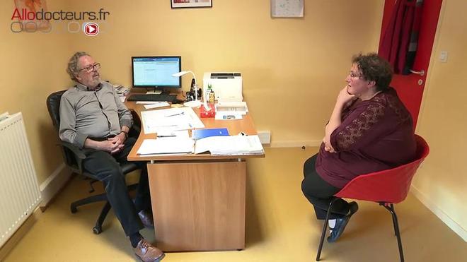 Sandrine souffre d'hyperphagie depuis le début des années 2000