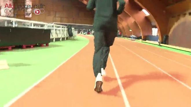 Le meilleur marathonien français, Hassan Chahdi, court entre 120 et 160 km par semaine