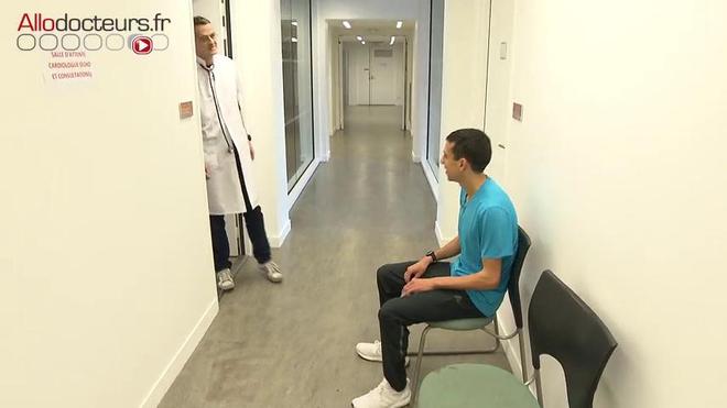 Hassan Chahdi consulte un cardiologue une fois par an