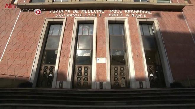 Processus d'embaumement au laboratoire d'anatomie de Lille