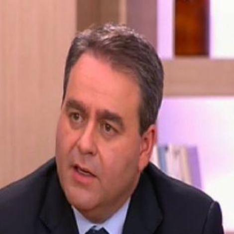 Xavier Bertrand, invité du Magazine de la santé
