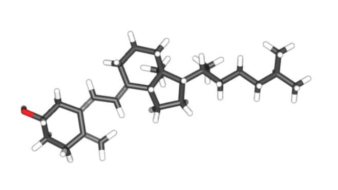 L'un des deux dérivés du cholestérol permettant la synthèse de la ''vitamine D''.