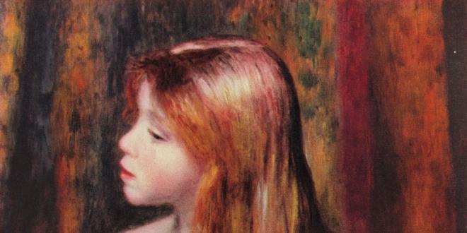 Peigner les cheveux de quelqu'un d'autre, se faire coiffer les cheveux, prendre soin de soi… du temps consacré au paraître, consacré à l'insouciance. (Illustration : ''Jeune fille coiffant ses cheveux'' - Renoir, 1894)