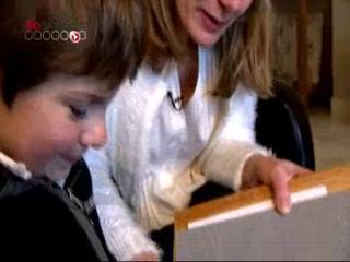 Emilien est né avec une omphalocèle géante. Il a dû être opéré en deux fois. Aujourd'hui il a 7 ans et demi et il est en pleine forme !