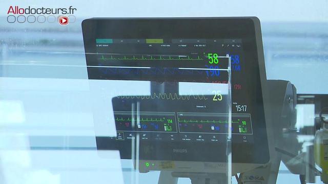 Covid : les hôpitaux déjà sous tension dans quinze départements