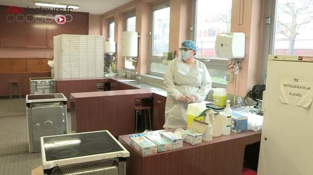 Covid : des opérations de dépistage organisées dans les collèges et lycées