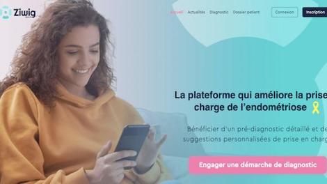 Une nouvelle plateforme en ligne dédiée à l'endométriose