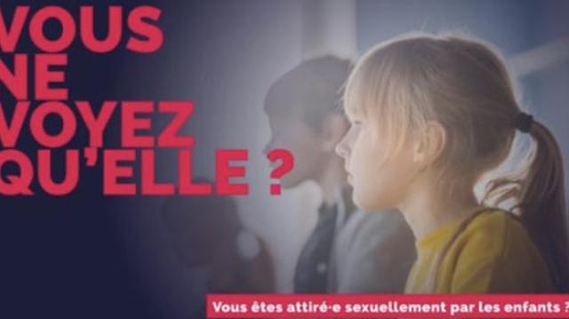 Une campagne de prévention contre la pédophilie est lancée en France