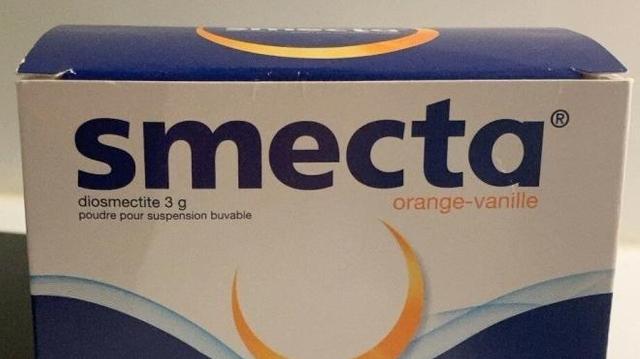 Le Smecta, médicament français victime du générique ?